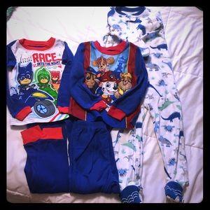 Boys 3T-4T pajama sets NWOT
